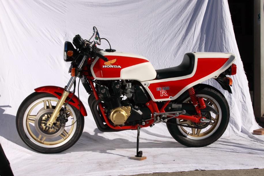 The Moto Gallur Cb1100rb